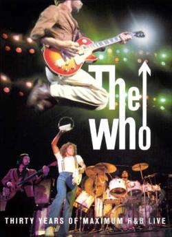 Who - Maximum R&B Live DVD Cover Art