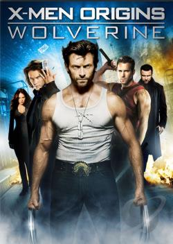 X-Men Origins: Wolverine DVD Cover Art