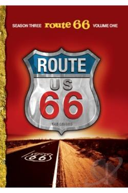 Route 66 - Season 3 Volume 1 DVD Cover Art
