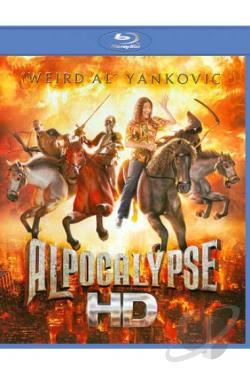 Weird Al Yankovic: Alpocalypse HD BRAY Cover Art