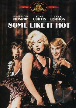 Some Like It Hot DVD Cover Art