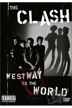 Clash: Westway to the World DVD Cover Art