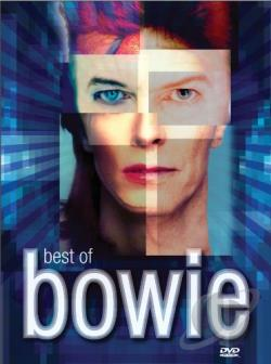 David Bowie - Best of Bowie DVD Cover Art