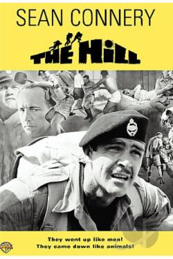Hill DVD Cover Art