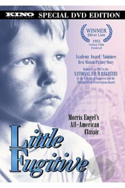 Little Fugitive DVD Cover Art