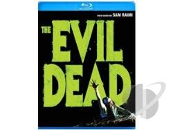Evil Dead BRAY Cover Art
