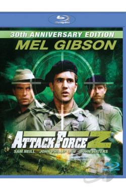 Attack Force Z BRAY Cover Art