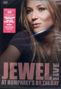 Jewel - Live at Humphrey's by the Bay DVD Cover Art