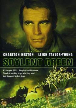 Soylent Green DVD Cover Art