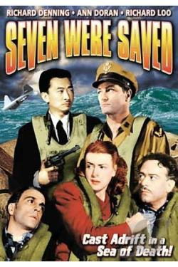 Seven Were Saved DVD Cover Art