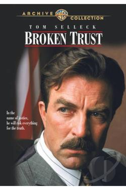 Broken Trust DVD Cover Art