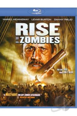 Rise of the Zombies BRAY Cover Art