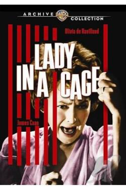 Lady in a Cage DVD Cover Art