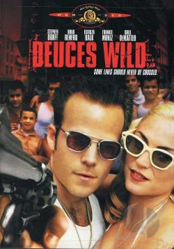 Deuces Wild DVD Cover Art