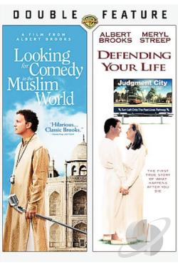 Defending your Life/Looking for Comedy in A Muslin World DVD Cover Art