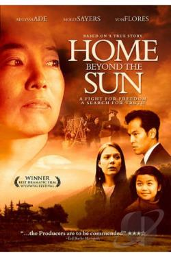 Home Beyond the Sun DVD Cover Art