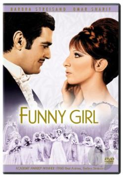 Funny Girl DVD Cover Art