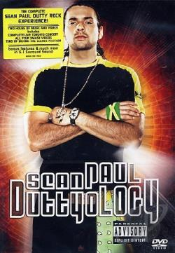 Sean Paul - Duttyology DVD Cover Art