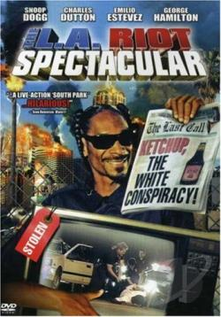 L.A. Riot Spectacular DVD Cover Art