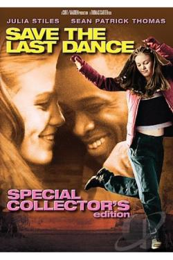 Save the Last Dance DVD Cover Art