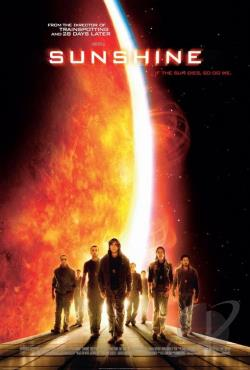Sunshine DVD Cover Art