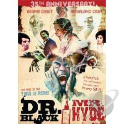 Dr. Black Mr. Hyde DVD Cover Art