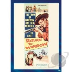 Return to Warbow DVD Cover Art