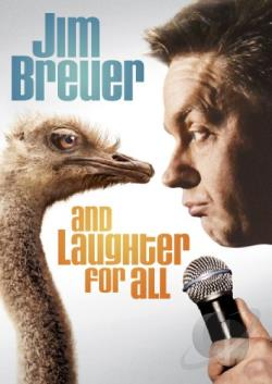 Jim Breuer: And Laughter for All DVD Cover Art