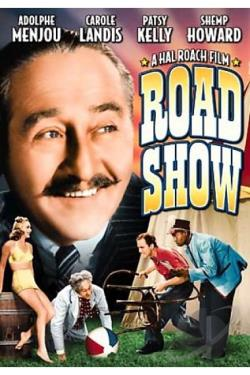 Road Show DVD Cover Art