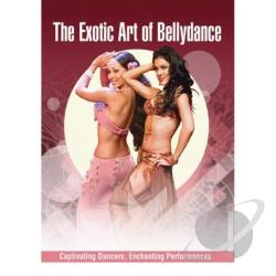 Exotic Art Of Bellydance DVD Cover Art