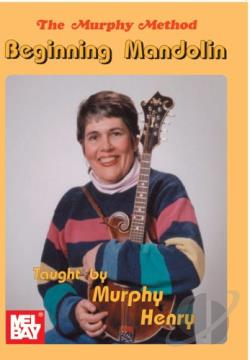 Murphy Method: Beginning Mandolin DVD Cover Art