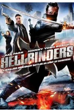 Hellbinders DVD Cover Art