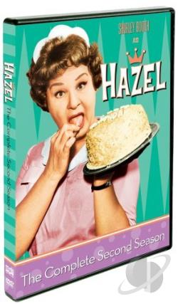 Hazel - The Complete Second Season DVD Cover Art