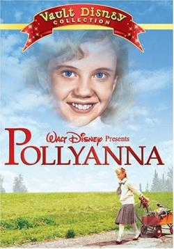 Pollyanna DVD Cover Art