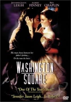 Washington Square DVD Cover Art
