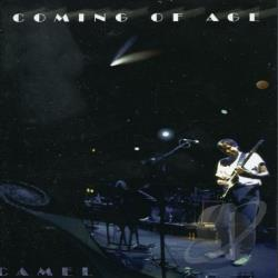 Camel - Coming of Age DVD Cover Art