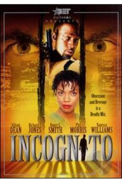Incognito DVD Cover Art