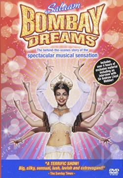 Salaam Bombay Dreams DVD Cover Art