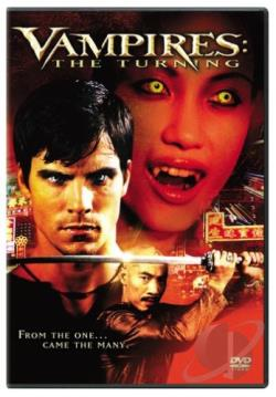 Vampires: The Turning DVD Cover Art