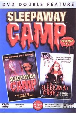 Sleepaway Camp/ Sleepaway Camp 2: Unhappy Campers DVD Cover Art