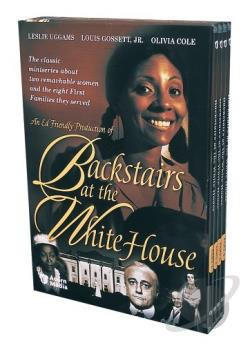 Backstairs at the White House DVD Cover Art