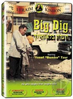 Big Dig DVD Cover Art