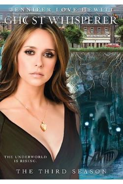 Ghost Whisperer - The Complete Third Season DVD Cover Art