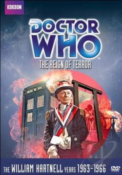 Doctor Who - The Reign of Terror DVD Cover Art