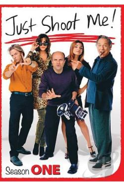 Just Shoot Me: Season One DVD Cover Art