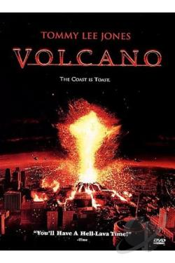 Volcano DVD Cover Art