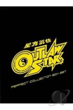Outlaw Star - Complete Collection DVD Cover Art