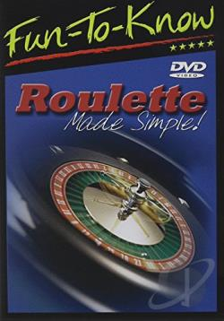 Fun-To-Know - Roulette Made Simple DVD Cover Art