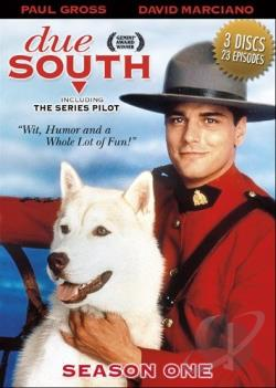 Due South - Season 1 DVD Cover Art