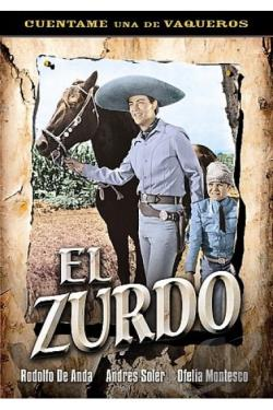 Zurdo DVD Cover Art